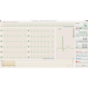 Belastungstest-System BTL CardioPoint-Ergo E300