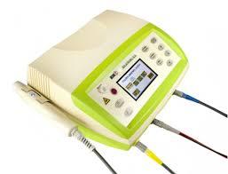 Solatronic SLE modernes Elektro-, Ultraschall- und Lasertherapie- Gerät